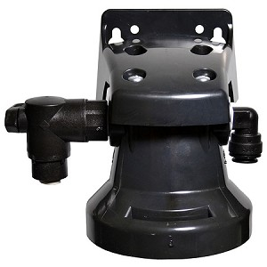 "Homeland HE1SQ6 E-Head with Bracket Use with any Homeland Filter Inlet: 1/4"" QC Elbow Ball Valve. Outlet: 1/4"" QC"