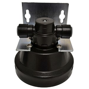"Homeland HVHQ6 Valved Head Use with any Homeland Filter. I/O: 3/8"" QC. Designed for Quick Filter Changes"