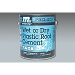 Roof cement, 5 gal.