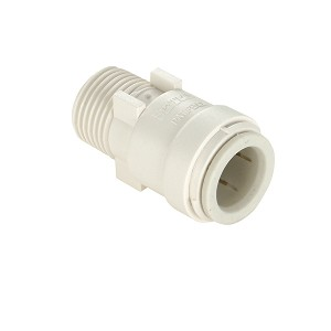SeaTech 3501 Male Thread Connector Large Diameter Fitting