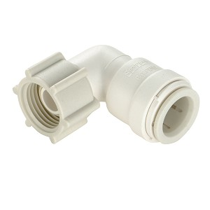 SeaTech 3520 Female Swivel Elbow Connection Large Diameter Fitting