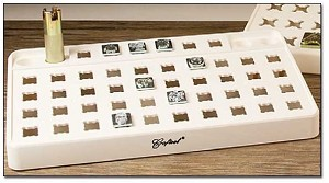 Tandy Leather Craftool Mini 3-D Stamp Rack 8125-01