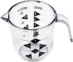 SKPYFD 1-Cup Measuring Cup, Clear 20789