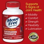 Schiff Move Free® Advanced Triple Strength, 170 Tablets