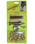 "C.S. Osborne No. K234 - Carded Grommet Kit - BRASS Available in 6 sizes. Card measures 6-7/8"" x 9-3/4"""