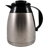 1.8 Liter (61 oz.) Thermal Carafe Stainless Steel Lined