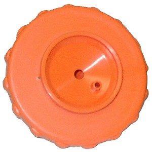 Zojirushi ZTGPDLID Decaf Orange Lid for ZTGTP/ZTGSP/VYDE Plastic Body